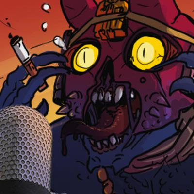 Radio Throne is a podcast about KILL SIX BILLION DEMONS and why we love it so much. Join us!