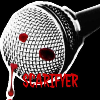 The Podcast talk show where cynical horror movie geeks talk the world of horror and pop culture. Welcome to SCARIFYER!