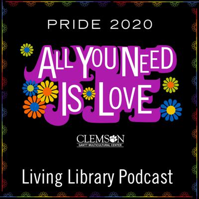 Clemson Pride Living Library Podcast