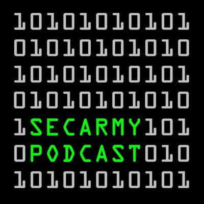 Static soul yet the voice being in echo tearing through everything and reaching the corners of the world. With this thought in mind, we at SECARMY are plausibly delighted to present the SECARMY podcast.  SECARMY podcast is a exclusively and exquisitely interesting series published with an ambition to reach and teach people throughout the world. Where tons are stumbling across the existence, we bring this series to build a path for everyone to walk on. Embrace yourself; it's time for a journey through the simulation.
