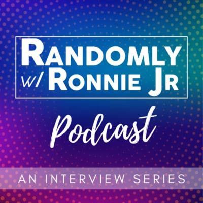 An Interview Series, showcasing dynamic conversations with a variety of creatives. Focusing on the successes, setbacks, and the ultimate perseverance to thrive in and around the entertainment industry & more.   Randomly Ronnie Jr is a veteran Radio Personality who has also worked as a segment producer for the Television Series, American Latino TV. Over the years, RJ has always found great fulfillment in the stories of those who've sustained both longevity and career reinvention. This platform will be dedicated to those stories, & much much more! RandomlyRonnieJr.com Support this podcast: https://anchor.fm/randomly-ronnie-jr/support