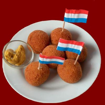 Foods to try in the Hague