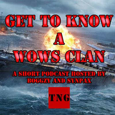 Get to Know a World of Warships Clan with Boggzy and Synpax