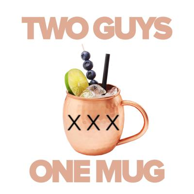 Two Guys, One Mug is a podcast designed to make you laugh for one hour twice a week. There's no telling where the subjects will end up because we don't even know half the time ourselves. We also feature new music on our podcast and conduct interviews occasionally... So strap in and enjoy the ride!  Don't forget, stay saucy!