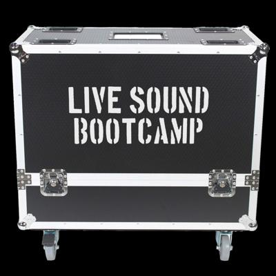 Hosted by a trio of touring engineers, LSBC is meant to help a new engineer to learn live sound from the ground up, and also maybe provide some insight and humor to seasoned professionals. It is a primer on all topics in live sound.   Support this podcast: https://anchor.fm/livesoundbootcamp/support