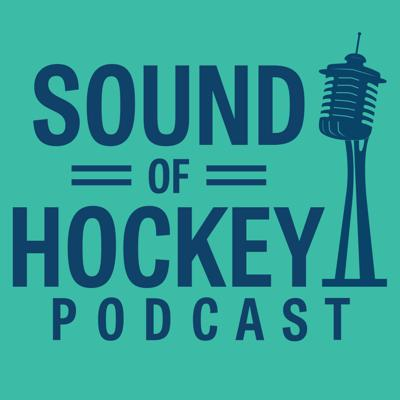 Sound Of Hockey is brought to you by SoundOfHockey.com.   This show is a general hockey podcast - produced for and by hockey fans - which features news and discussion surrounding the Seattle Kraken, and the sport in Seattle and the rest of the Pacific Northwest (the... Sound... area. Get it?). Plus, you'll hear great interviews, banter, and segments regarding the latest from all around the hockey world.   John Barr, Andy Eide, and Darren Brown are three Seattle-based hockey minds who are here to inform and entertain.  SUBSCRIBE! ENJOY! REVIEW!