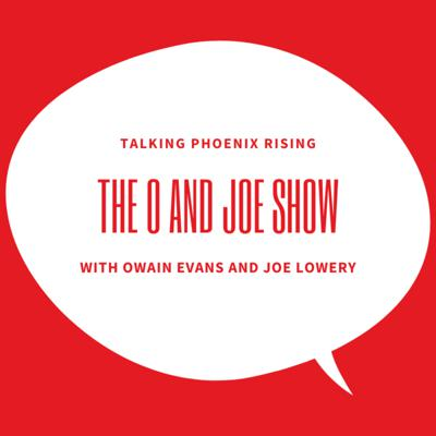 Owain Evans and Joe Lowery talk the latest updates on and off the field with Phoenix Rising FC.