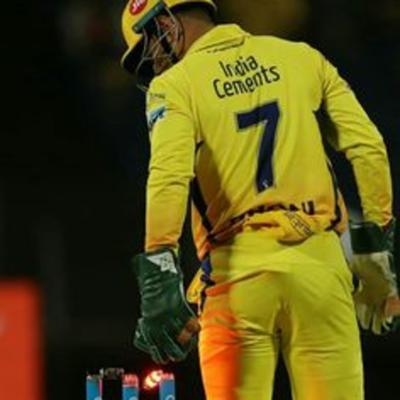 Has COVID-19 bought an end to Dhoni ??