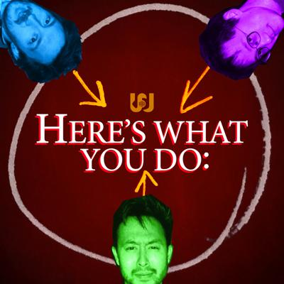 An advice podcast from an optimist, a pessimist and a nihilist. Your one-stop-shop for absolute solutions, success not guaranteed.   Hosted by Ryan, Shane, and Steven from Watcher Entertainment.