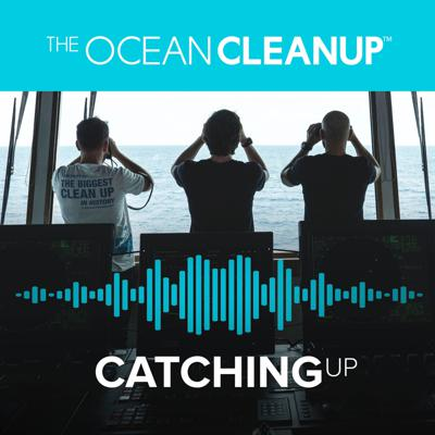 Catching Up is a podcast by The Ocean Cleanup, giving you updates and insights from the team behind the non-profit organization. The Ocean Cleanup is designing and developing cleanup systems to clean up what is already polluting our oceans and to intercept plastic on its way to the ocean via rivers. Their end goal is to remove 90% of floating ocean plastic by 2040.
