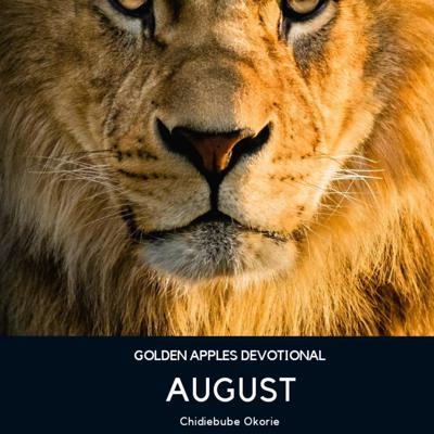 GOLDEN APPLES DEVOTIONAL