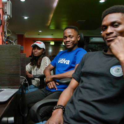 This is the official podcast of Leadspace, a Lagos-based coworking space business that helps entrepreneurs build their dreams through shared infrastructure, opportunities and community