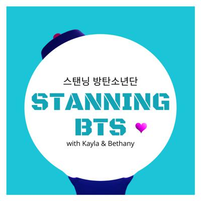 We're two best friends who love BTS. Join us ARMY and #iconics as we fan girl and discuss literally everything about them! Send suggestions, comments, and corrections our way!  Email: stanningbtspodcast@gmail.com  Twitter: @StanningBTSpod  Instagram: @stanningbtspodcast  Kayla와 Bethany가이 우스꽝스러운 팟 캐스트에 참여하여 모든 일과 관련이 있습니다 BTS