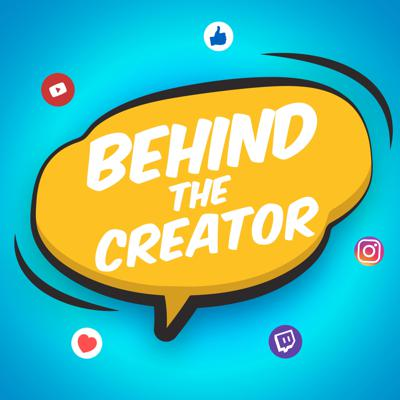 Let us find more about the world of entertainment and their creators. In this podcast, you will find witty interviews with your favorite creators from YouTube, Twitch, or Webcomic Artists. Let's look Behind the Creator!
