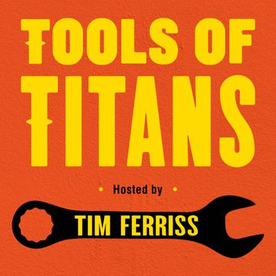 """Tools of Titans is a short-form podcast series from Tim Ferriss, one of Fast Company's """"Most Innovative Business People"""" and an early-stage investor/advisor in Uber, Facebook, Twitter, Shopify, Duolingo, Alibaba, and 50+ other companies. The show highlights short life advice from the best in the world. The Observer and other media have named Tim """"the Oprah of audio"""" due to the influence of his long-form podcast, The Tim Ferriss Show, which has exceeded 500 million downloads and been selected multiple times for """"Best of Apple Podcasts."""""""