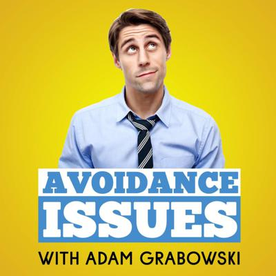 The podcast 5 years in the making! 4-time College Comedian of the Year ADAM GRABOWSKI discusses avoidance, procrastination, and mental health in this daily podcast to help keep himself (and others) sane!  This podcast follows two mantras: 1. SAYITANYWAY 2. First Thought, Best Thought  ... meaning it will always be honest, raw, and unscripted!