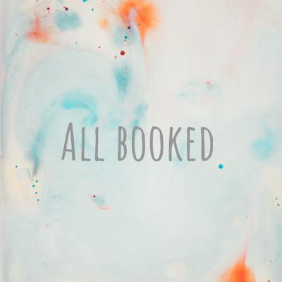 All booked