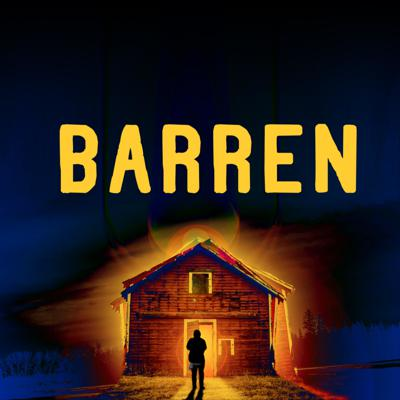 When reporter Peter Sommers returns to his grandparents' farm in the wake of their death, he uncovers a horrifying mystery that challenges everything he knows about his family, his sanity and reality itself.  Created by bestselling author David Vienna, Barren is presented by Ridiculous Danger. #BarrenPodcast