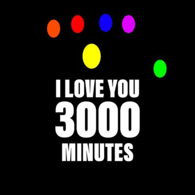 I Love You 3000 Minutes: THE Infinity Saga podcast