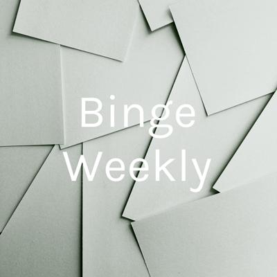 Weekly editorial meetings for Binge Weekly