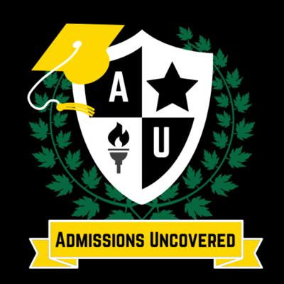 Admissions Uncovered - College Admissions and Applications Explained