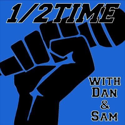 1/2time is a podcast that aims to give you in-depth analyses of NFL Superbowl halftime performances that you never knew you needed. Every episode hosts Dan and Sam go song by song and give their opinions on the Superbowl halftime shows and ultimately say whether or not it was a worthy performance.