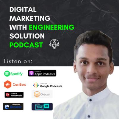 Charans Digital Show | Digital Marketing with Engineering Solutions Podcast