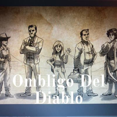 Welcome to Ombligo Del Diablo! This is an actual play podcast of a home-brewed Mage: The Ascension.