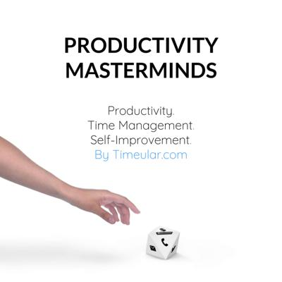 At Productivity Masterminds - brought to you by Timeular.com - we interview leading productivity experts and top professionals who share their exact formulas for success, productivity, time management and self-improvement.