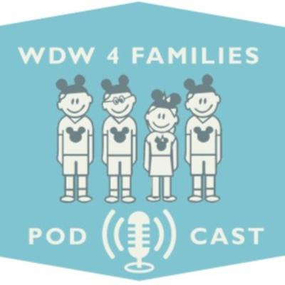 WDW 4 Families - A Disney World Travel Planning Podcast