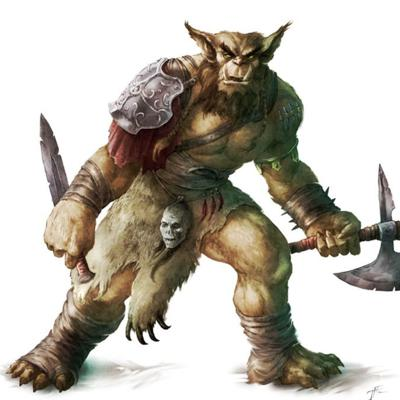 Bugbear Helmets: A Tale of Dungeons & Dragons