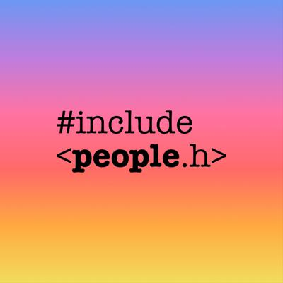 We welcome you to our podcast #include people.h  We are a bunch of students studying at IIIT Bangalore. We enjoy talking to people and listening to their take on different things. This podcast mainly focuses on how different people perceive life. We try to bring values, opinions and experiences from different people in an attempt to learn something new.