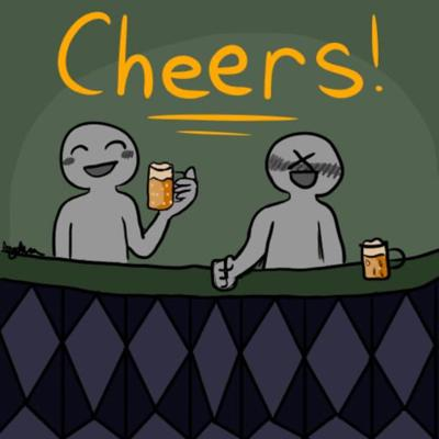 A podcast where me and my friends discuss a wide variety of topics ranging from serious worldwide issues to funny nonsense. But the important thing is it's always a good time! Cheers!