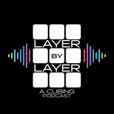 This is Layer by Layer: a Cubing Podcast (ostensibly) about cubing and Rubik's Cubes. Hosted by Kit Clement, a WCA delegate, Twitch streamer (kitstopher), and quiet-event specialist; and Andrew Nathenson, a Youtuber (ColorfulPockets), competition organizer, ZZ-user, and FMC specialist.  Kit and Andrew talk about cube news, organizing competitions, and really whatever they're into at the moment.  You can discuss the show at https://www.reddit.com/r/layerbylayer/  Happy Cubing!