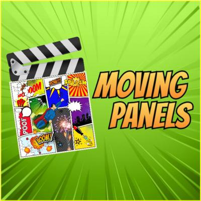 Moving Panels is a podcast where we discuss movies and TV shows based on, inspired by, and adapted from the world of comic books.  Host Laramy Wells is joined by a variety of guest hosts to discuss some of the best and worst comic book movies and television shows. Full episodes drop every 2 weeks with episodes called One Shots dropping on the week's between. Support this podcast: https://anchor.fm/movingpanels/support
