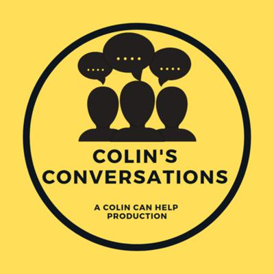 Welcome to the Colin's Conversations! The first goal of the show is to give an outlet to creative and talented people who make a living or supplement their living doing and making the things they love.  The second goal of the show is to have the guests give advice to others, talk about how the internet and technology influences what they do.  I hope that if I can do this correctly, I can build a community of people helping each other spread messages and create meaningful relationships! Your feed back is always encouraged. To be a guest submit a 1 minute video to colin@colincanhelp.com
