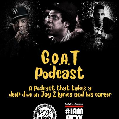G.O.A.T Podcast