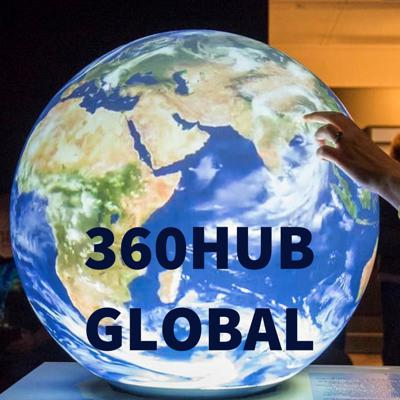 We are podcasting different personal learning journeys and everyday insights.   360HUB GLOBAL + Learning Cultural Mirror = > A LIVING GLOBAL CULTURE OF STORYTELLERS