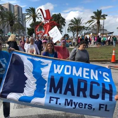 Women's March Fort Myers
