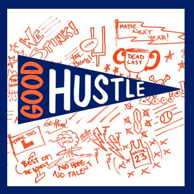 Good Hustle is a podcast that explores some of the most underwhelming, underperforming, and suboptimal teams in the history of sports - and the fans that love them. Each episode is a deep dive into a season that most franchises would rather forget.   Hosted by Andrew Mackey (andy@goodhustlepodcast.com)     Support this podcast: https://anchor.fm/goodhustle/support