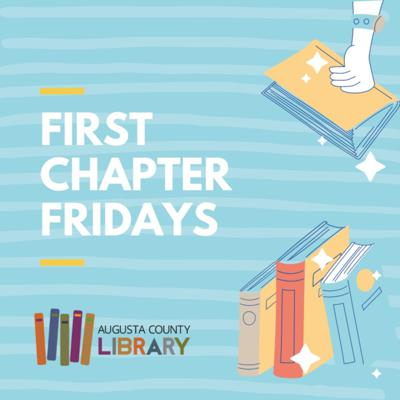 First Chapter Fridays with ACL