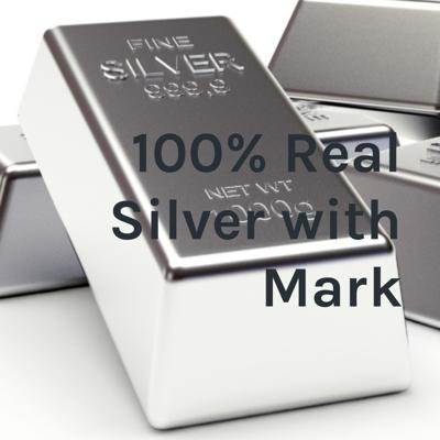 100% Real Silver with Mark
