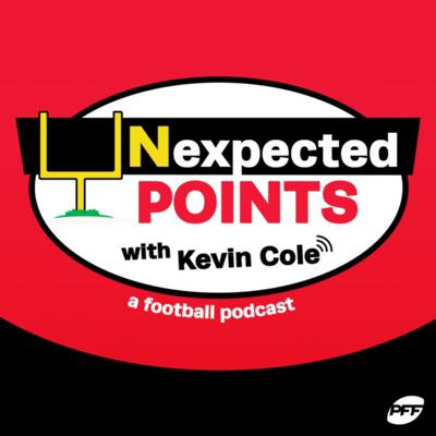 Unexpected Points takes a look at the NFL through a uniquely analytical lens and challenges our assumptions about the game. Each week, PFF data scientist Kevin Cole discusses the topical and macro issues affecting football.