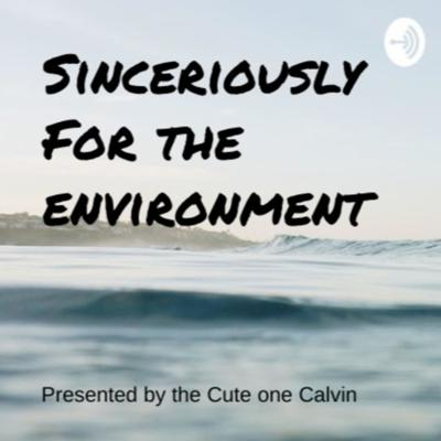 sinceriously for the environment