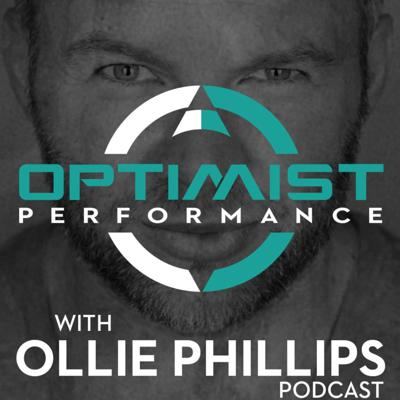 Optimist Performance with Ollie Phillips. Become a high-performance leader!