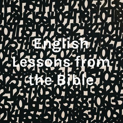English Lessons from the Bible