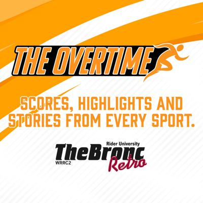 The Overtime(Official 107.7 The Bronc Podcast)
