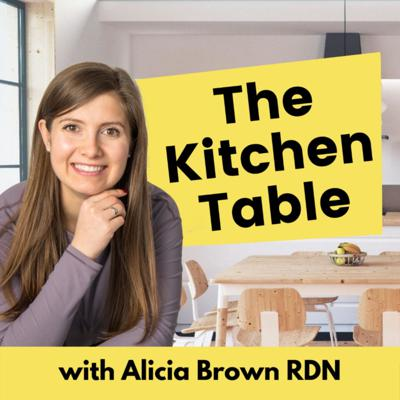 The Kitchen Table with Alicia Brown