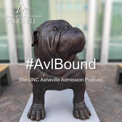 A podcast to help students discover everything they want and need to know about applying to one of America's top public liberal arts institutions - UNC Asheville.  With your hosts, Sarah and Savannah.