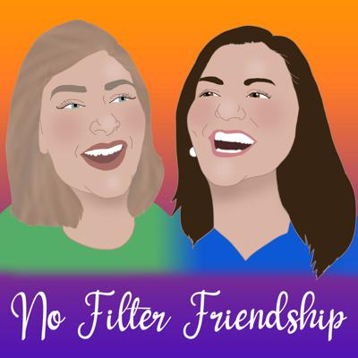 This friendship advice podcast is brought to you by two friends who talk too much. Jen Gregorio and Hayley McNutt will answer your questions, interview guests, and offer their own (hilarious) friend experiences with a new episode every Friday. You can send in your friendship questions to nofilterfriendship@gmail.com.